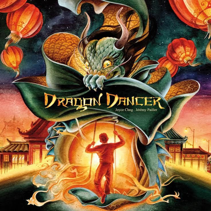 Dragon Dancer cover