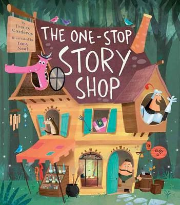 the One-stop Story Shop cover