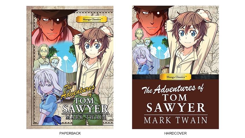 Manga Classics Tom Sawyer