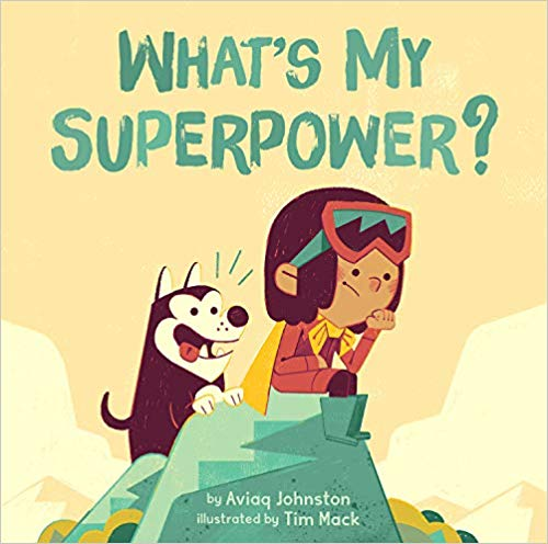 What's My Superpower cover