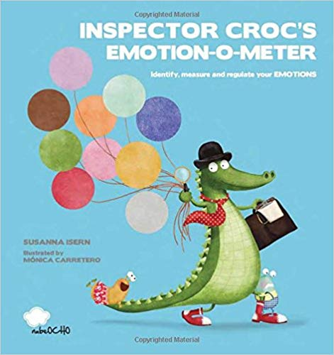 Inspector Cros's Emotion-O-Meter cover