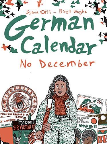 German Calendar, No December cover