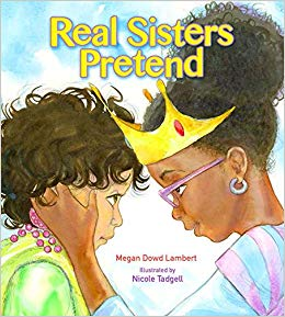 real sisters Pretend cover