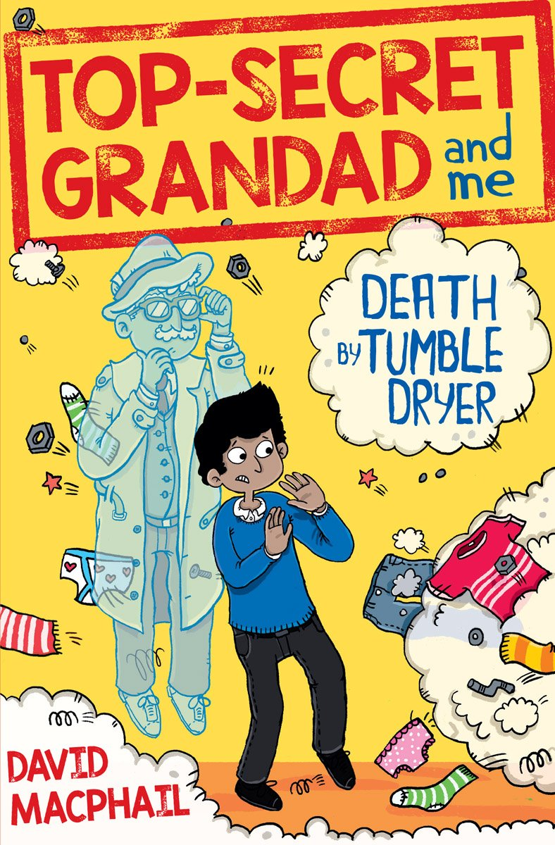 Top Secret Grandad Death by Tumble Dryer