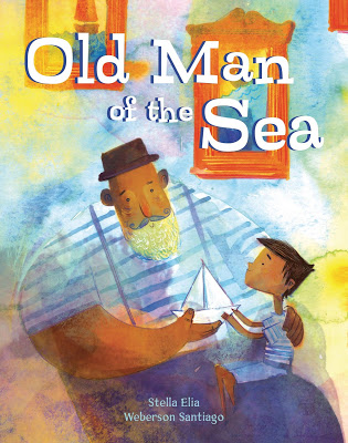 Old man of the Sea cover
