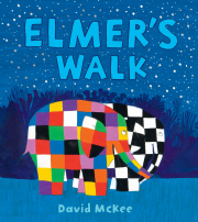 Elmer's Walk cover
