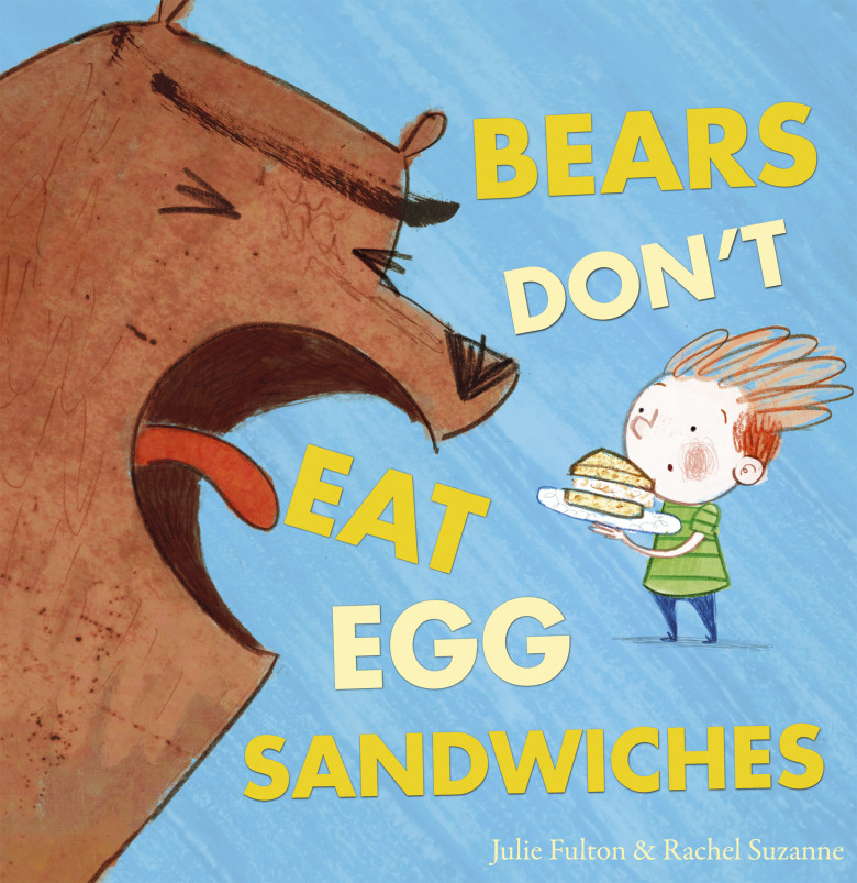 Bears Don't Eat Egg Sandwiches cover