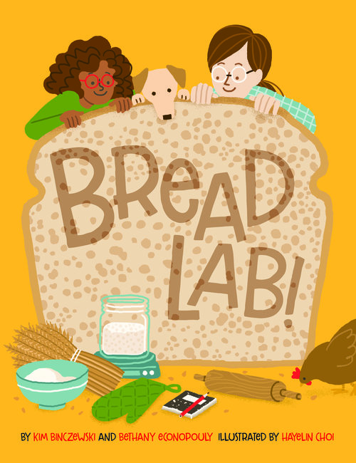 Bread lab cover