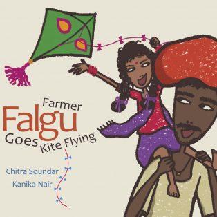 Farmer Falgu Goes Kite Flying cover
