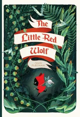 Little Red Wolf cover