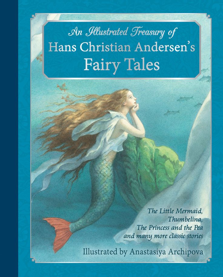 A Treasury of Hans Christian Andersen Fairy Tales