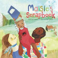 maisie's Scrapbook cover