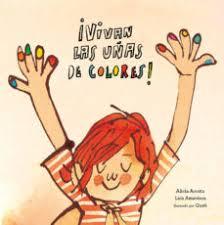 !Vivan las uñas de colores!