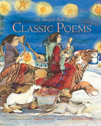 Barefoot Book of Classic Poems cover