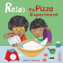 Rosa's Big Pizza Experiement