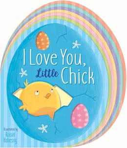 I Love You Little Chick cover