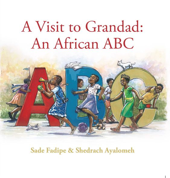 A Visit to Grandad An African ABC cover
