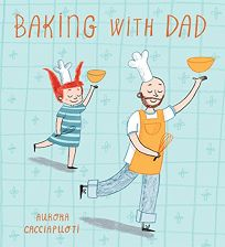 Baking with Dad