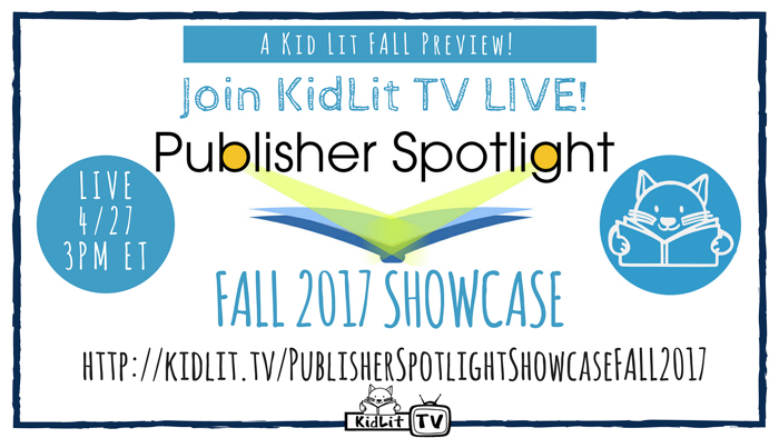Kidlit TV Fall 2017 showcase