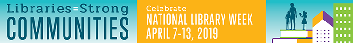National Library Week leaderboard 2019