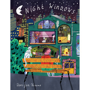 Night Windows cover