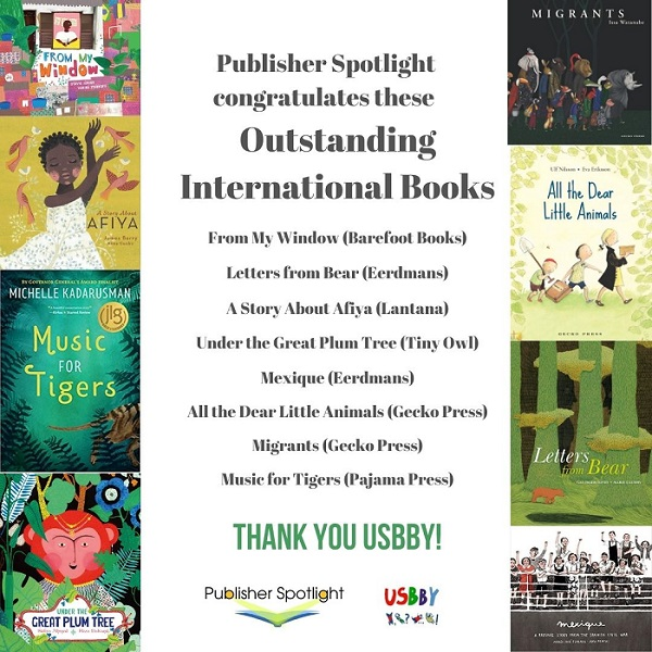 Outstanding International Books