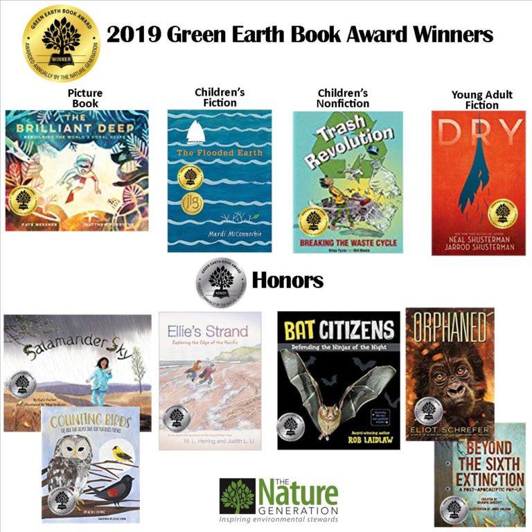 Green Earth Book Awards 2019