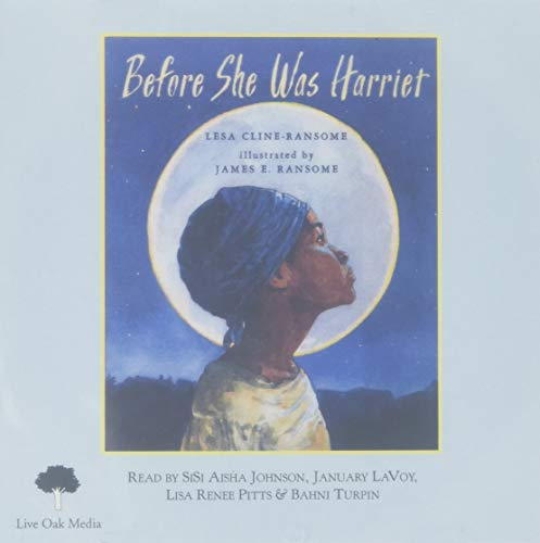 Before She Was Harriet audiobook cover