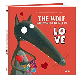 The Wolf Who Wanted to Fall in Love cover