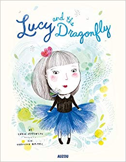 Lucy and the Dragonfly cover