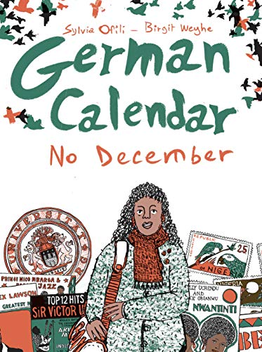 German Calendar, No December cover