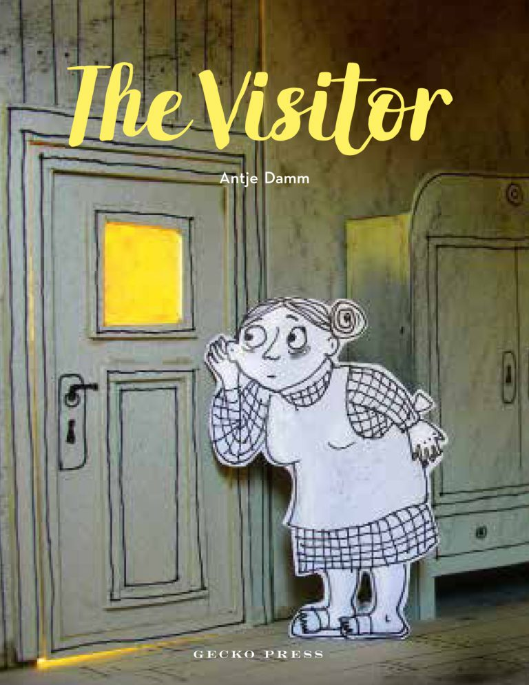 The Visitor cover