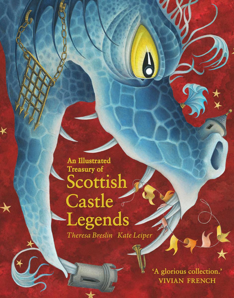 A Trreasury of Scottish Castle Tales