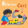Rosa Loves Cars cover