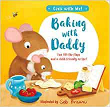 Baking-with-daddy