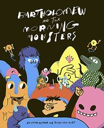 Bartholomew and the Morning Monsters cover