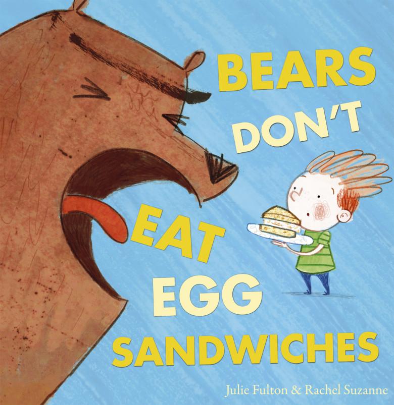 Bears Don't Eat Egg Sandwiches cover
