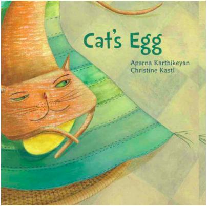 Cat's Egg cover