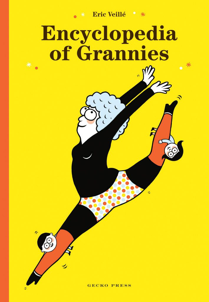 Encyclopedia of Grannies cover