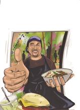 Chef Roy Choi