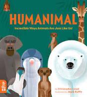 Humanimal cover
