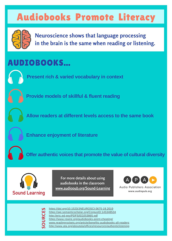 Sound Learning 2020 infographic