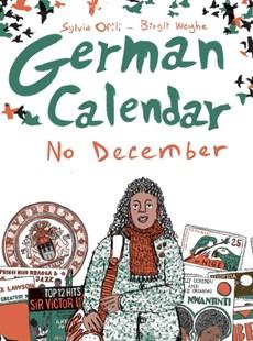 German Calendar No December cover