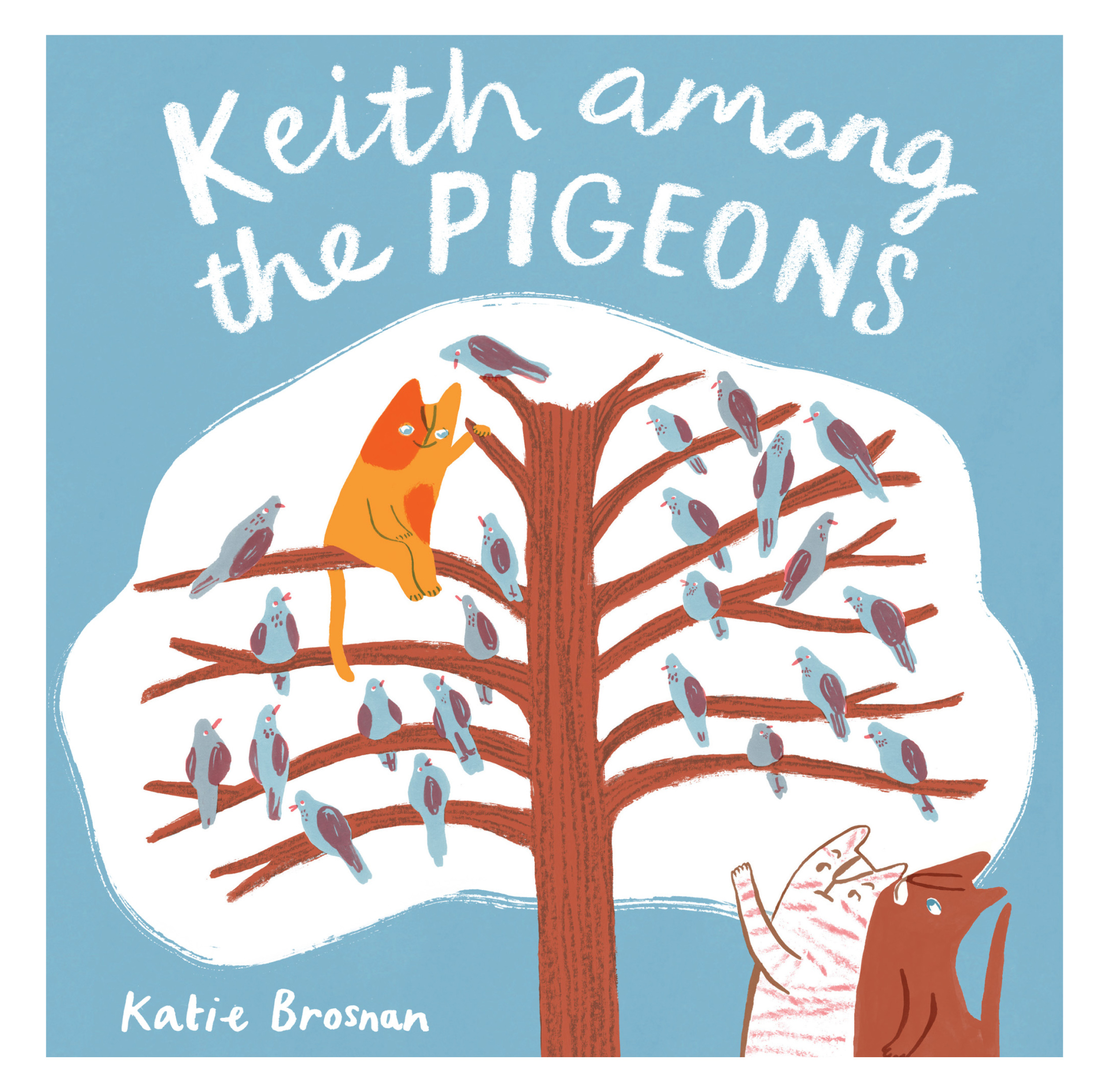 Keith Among the Pigeons cover