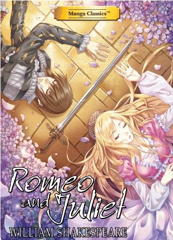 Romeo and Juliet Manga Classics cover