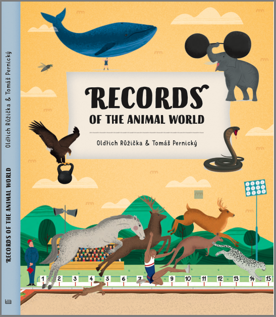 Records of the Animal World cover