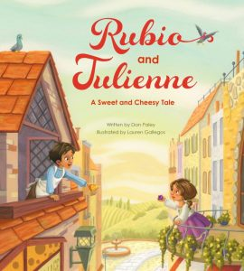 Rubio and Julienne cover