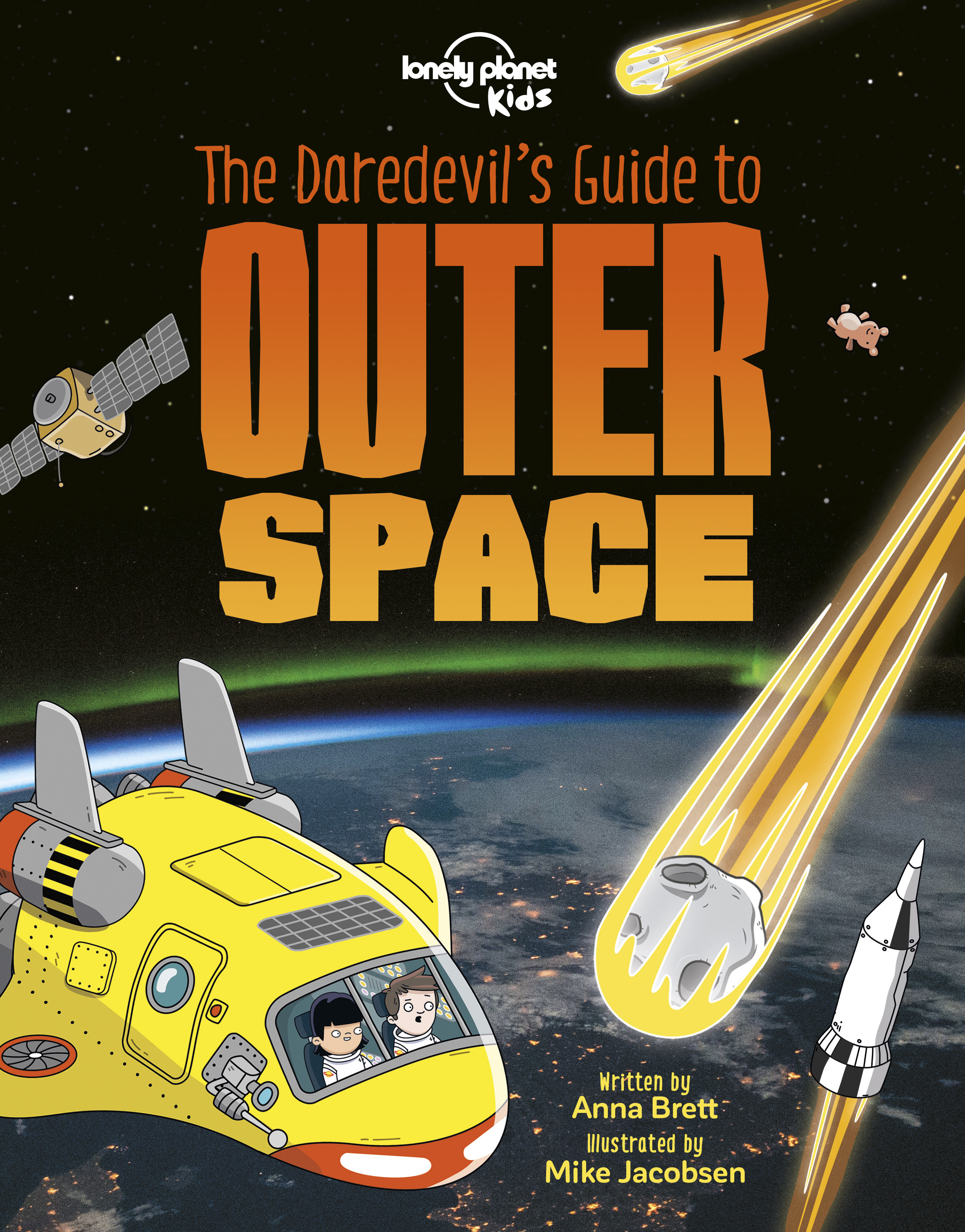The Daredevil's Guide to Outer Space cover