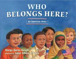 Who Belongs Here? cover