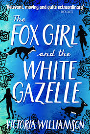 Fox Girl and the White Gazelle cover